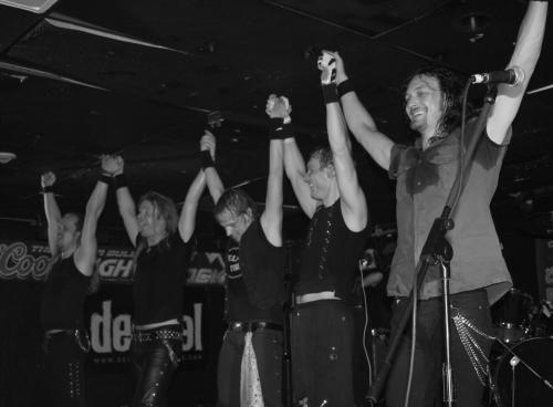 1190214386 Edguy, Into Eternity, Echoes of Eternity 9-14-07 386bw